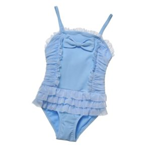 ANGEL'S FACE Girls 'Hollywood Bluebell' Swimsuit