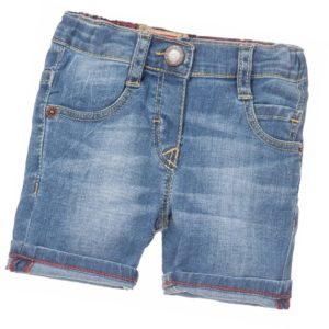 LEVI'S Baby Boys Blue Denim '508' Shorts