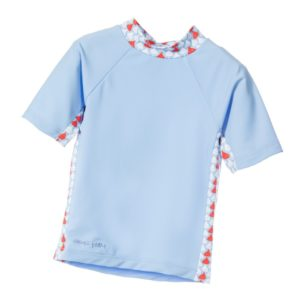 MITTY JAMES Blue Boat Sun Protective Top