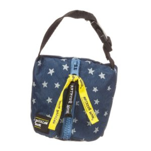 PASITO A PASITO Blue & Grey Stars Dummy Bag