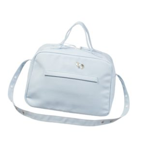 PASITO A PASITO Pale Blue 'Elodie' Baby Changing Bag