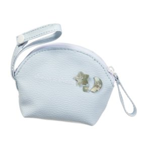 PASITO A PASITO Pale Blue 'Elodie' Dummy Bag