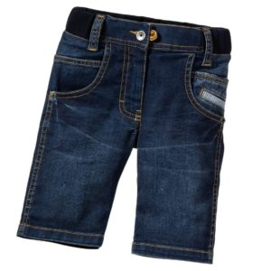TIMBERLAND Boys Blue, Regular Slim-Fit Denim Shorts