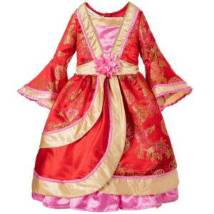 DRESS UP BY DESIGN Red