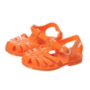 ARMANI BABY Baby Orange Jelly Shoes